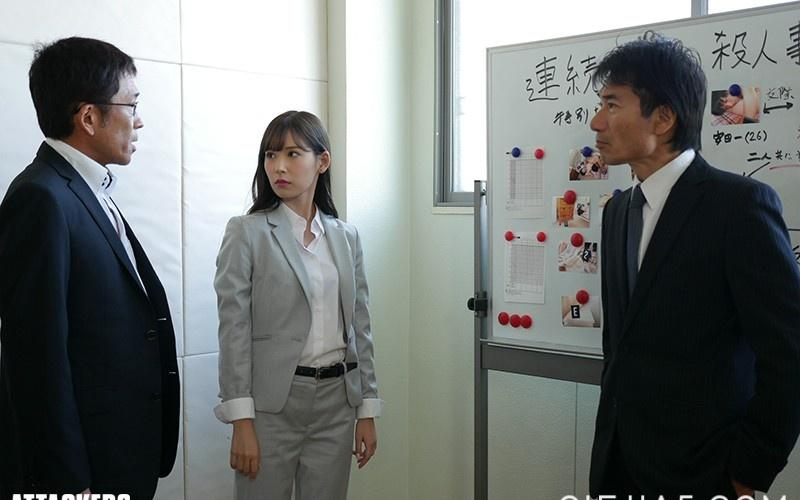 SHKD-836:葬られた真実 キャリア捜査官 神宮寺翔子