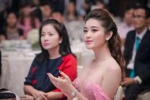 越南选美冠军 越南美女西施精彩靓图
