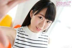 kawaii2月出道女优百叶花音 D奶清纯美少女坠入性欲天堂